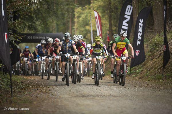 Wichtige Wettbewerbe für Mountainbiker